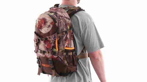 Guide Gear High Velocity Hunting Pack 360 View - image 10 from the video