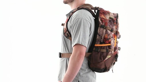 Guide Gear High Velocity Hunting Pack 360 View - image 3 from the video