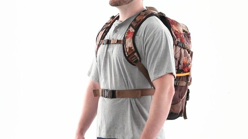 Guide Gear High Velocity Hunting Pack 360 View - image 4 from the video