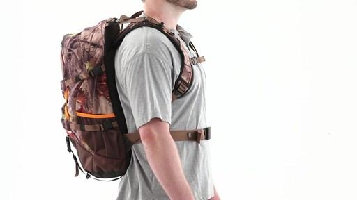 Guide Gear High Velocity Hunting Pack 360 View - image 8 from the video