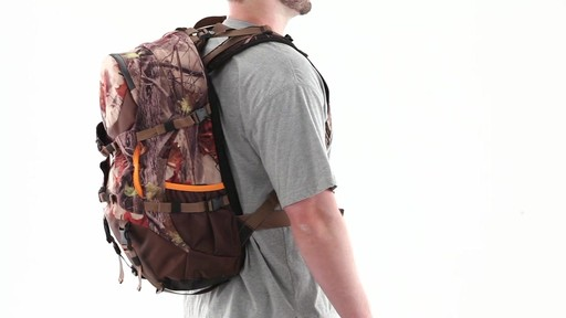 Guide Gear High Velocity Hunting Pack 360 View - image 9 from the video