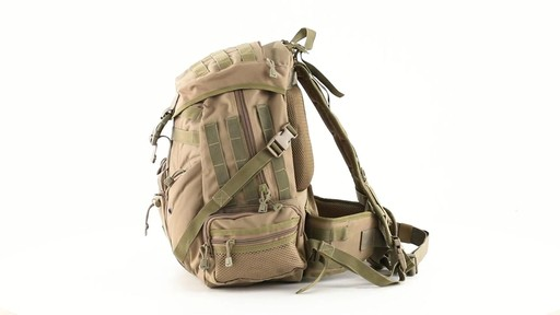 U.S. Spec Tactical Surveillance Pack 360 View - image 1 from the video