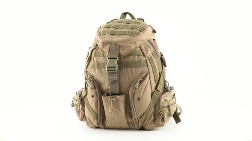 U.S. Spec Tactical Surveillance Pack 360 View - image 3 from the video