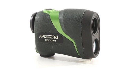 Nikon ARROW ID 7000 VR Bowhunting Laser Rangefinder 1000 Yards 360 View - image 4 from the video
