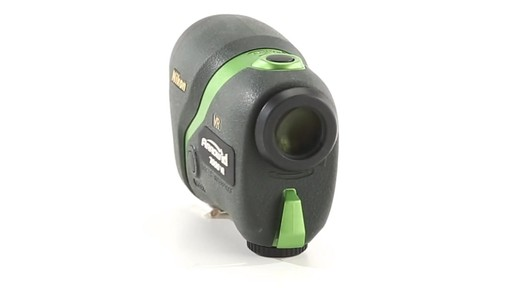 Nikon ARROW ID 7000 VR Bowhunting Laser Rangefinder 1000 Yards 360 View - image 8 from the video