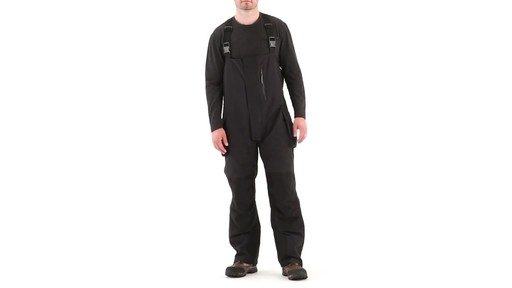 Guide Gear Men's Elements XT Bibs 360 View - image 8 from the video