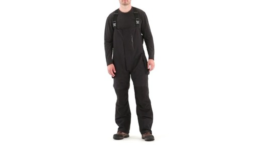 Guide Gear Men's Elements XT Bibs 360 View - image 9 from the video