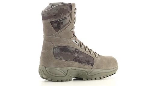 Reebok Men's ERT Waterproof Tactical Boots 360 View - image 1 from the video