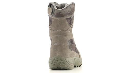 Reebok Men's ERT Waterproof Tactical Boots 360 View - image 2 from the video