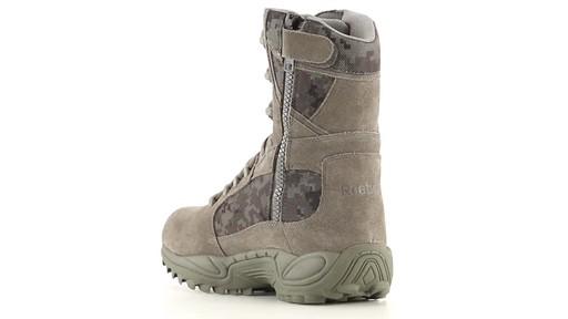 Reebok Men's ERT Waterproof Tactical Boots 360 View - image 3 from the video