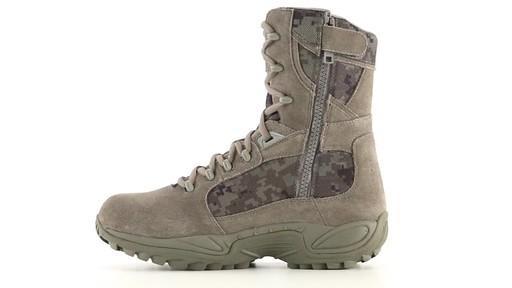 Reebok Men's ERT Waterproof Tactical Boots 360 View - image 4 from the video
