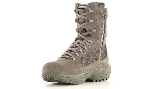 Reebok Men's ERT Waterproof Tactical Boots 360 View - image 5 from the video