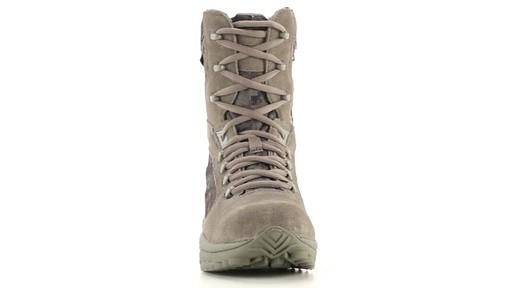Reebok Men's ERT Waterproof Tactical Boots 360 View - image 6 from the video