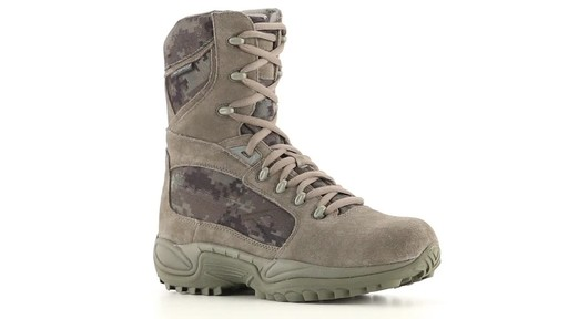 Reebok Men's ERT Waterproof Tactical Boots 360 View - image 7 from the video