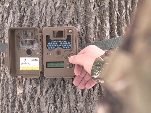 Browning Ranger Ops Series 6MP Trail Camera - image 9 from the video
