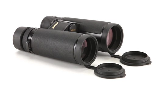 Nikon MONARCH HG 10x42 Binoculars 360 View - image 9 from the video