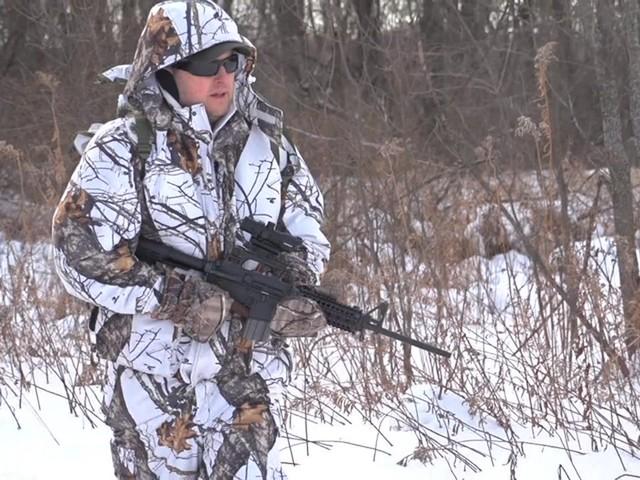 Barska® 1x30 IR M16 Electro Sight Rifle Scope - image 1 from the video