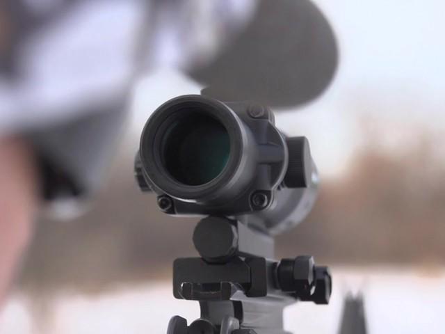 Barska® 1x30 IR M16 Electro Sight Rifle Scope - image 5 from the video