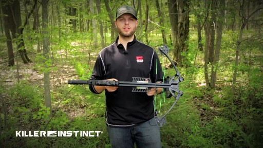 Killer Instinct CHRG'D Pro Package Crossbow - image 3 from the video