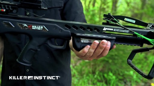 Killer Instinct CHRG'D Pro Package Crossbow - image 5 from the video