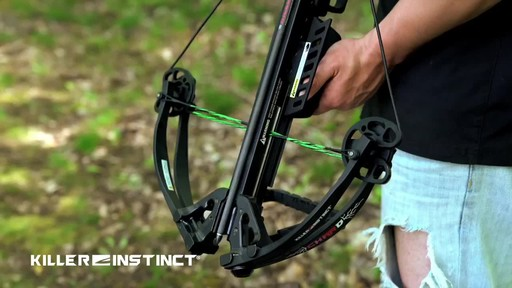 Killer Instinct CHRG'D Pro Package Crossbow - image 9 from the video