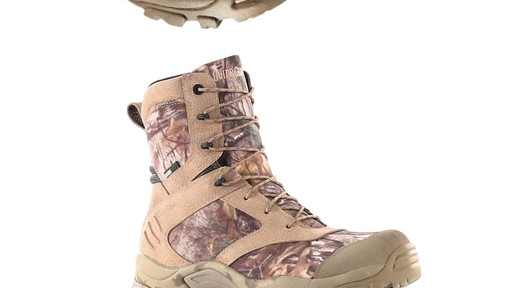 Guide Gear Men's Timber Ops Hunting Boots Waterproof - image 2 from the video