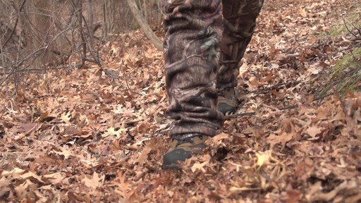 Guide Gear Giant Timber II Men's 1400 Gram Insulated Hunting Boots Waterproof Mossy Oak - image 2 from the video