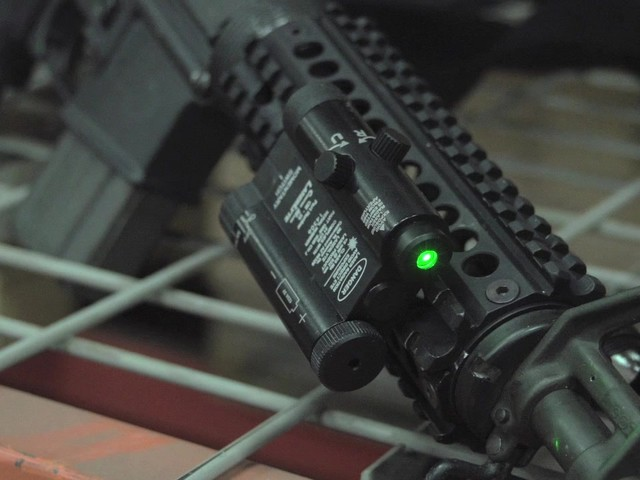 LaserLyte Center Mass Green Laser Sight - image 10 from the video