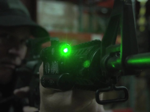 LaserLyte Center Mass Green Laser Sight - image 3 from the video