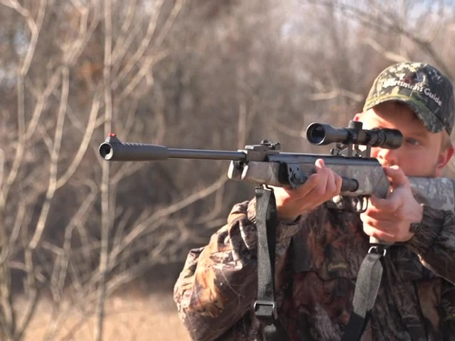 WINCHESTER 1400 CS AIR RIFLE   - image 2 from the video