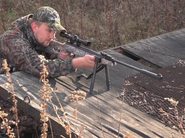 WINCHESTER 1400 CS AIR RIFLE   - image 8 from the video