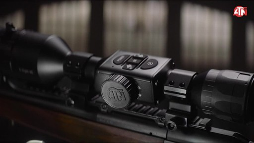 ATN X-Sight 4K Pro Series Smart HD Day/Night Rifle Scope - image 10 from the video