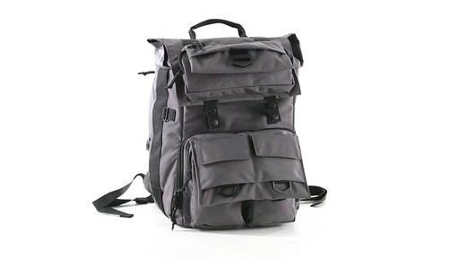 U.S. Military Tactical Backpack New 360 View - image 1 from the video