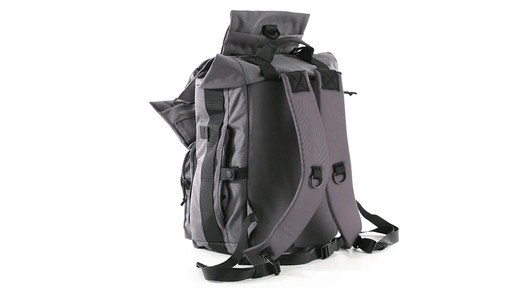 U.S. Military Tactical Backpack New 360 View - image 10 from the video