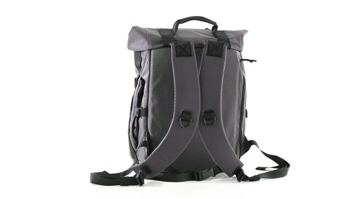 U.S. Military Tactical Backpack New 360 View - image 4 from the video