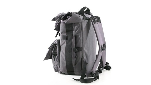 U.S. Military Tactical Backpack New 360 View - image 5 from the video