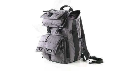 U.S. Military Tactical Backpack New 360 View - image 6 from the video