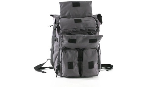 U.S. Military Tactical Backpack New 360 View - image 7 from the video