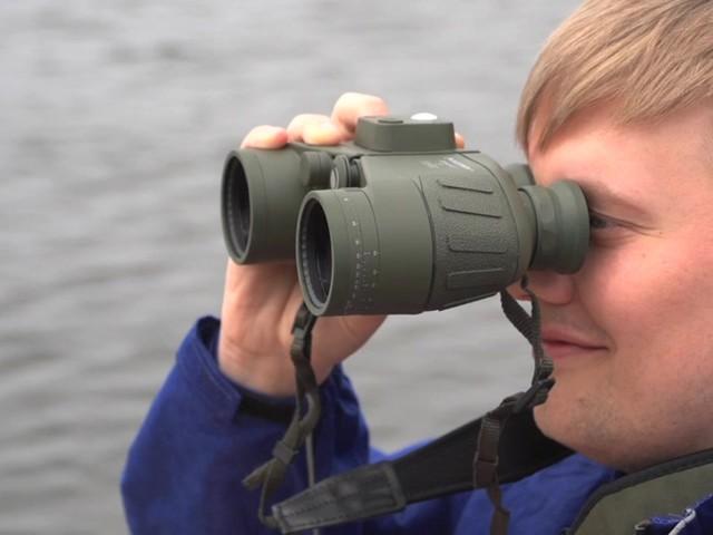 Celestron® Oceana 7x50mm Waterproof Individual Focus Binoculars - image 1 from the video