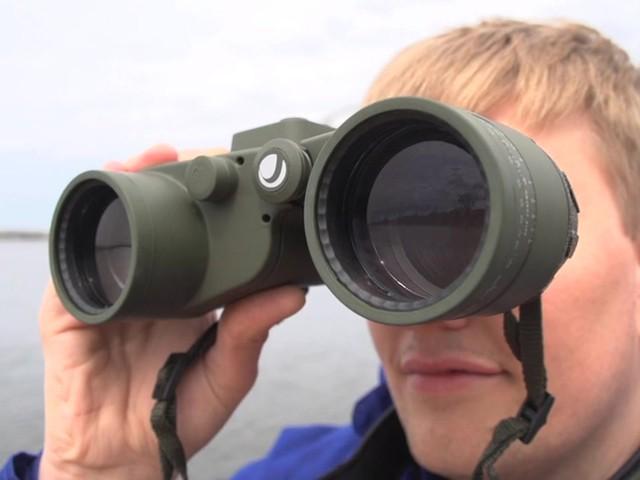 Celestron® Oceana 7x50mm Waterproof Individual Focus Binoculars - image 2 from the video