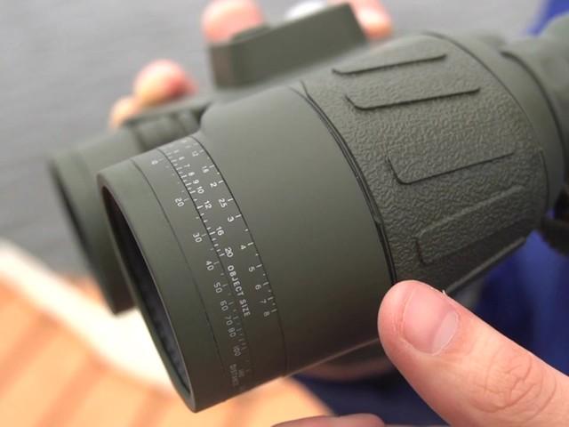 Celestron® Oceana 7x50mm Waterproof Individual Focus Binoculars - image 3 from the video