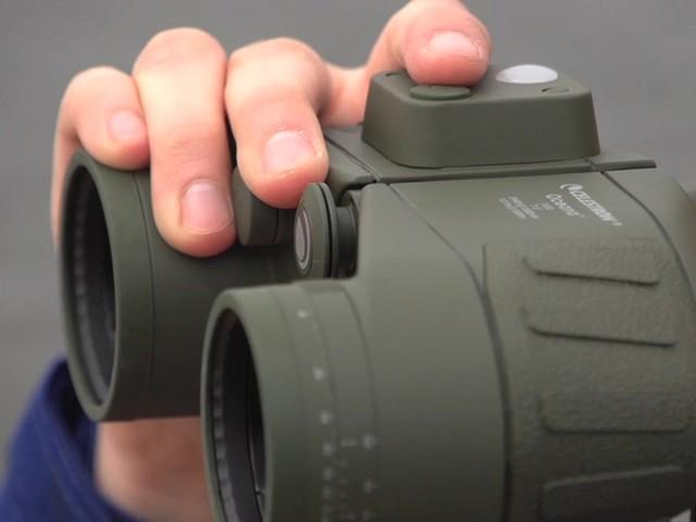 Celestron® Oceana 7x50mm Waterproof Individual Focus Binoculars - image 4 from the video