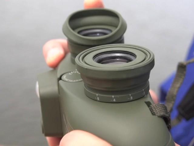 Celestron® Oceana 7x50mm Waterproof Individual Focus Binoculars - image 5 from the video