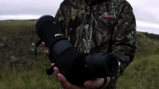 Nikon MONARCH Spotting Scope - image 1 from the video