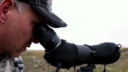 Nikon MONARCH Spotting Scope - image 3 from the video
