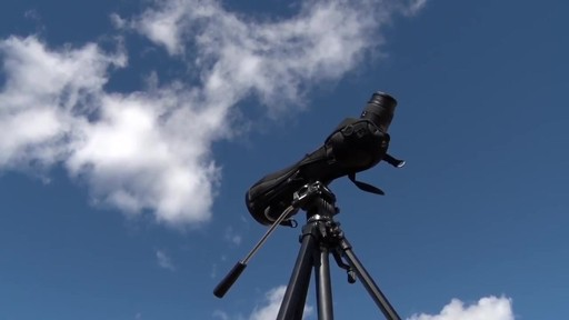 Nikon MONARCH Spotting Scope - image 8 from the video