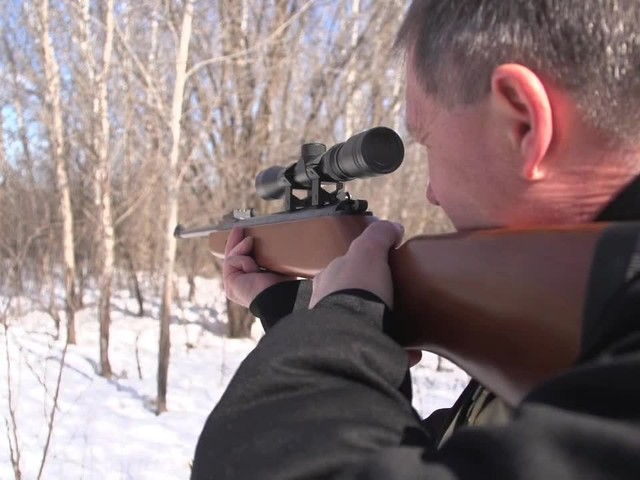 Winchester 1100 Rifle - image 4 from the video