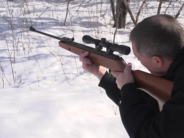 Winchester 1100 Rifle - image 7 from the video