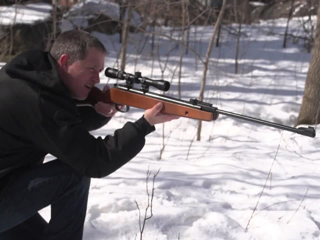 Winchester 1100 Rifle - image 8 from the video
