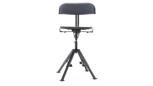 Guide Gear 360 Degree Swivel Blind Hunting Chair 300-lb. Capacity 360 View - image 10 from the video